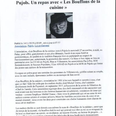 Action Les Bouffons de la Cuisine 14_11_19