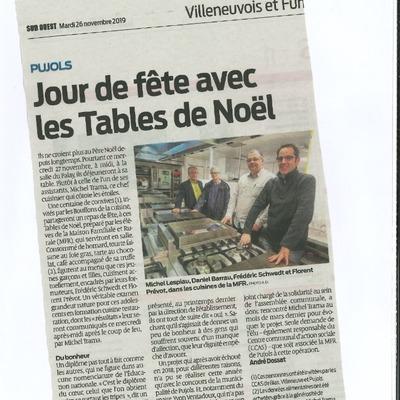 Action Les Bouffons de la Cuisine 26_11_19