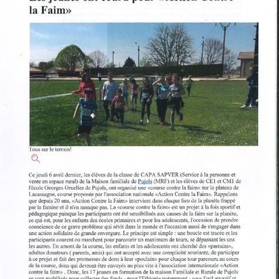 Partenariat Action contre la faim 18_04_17