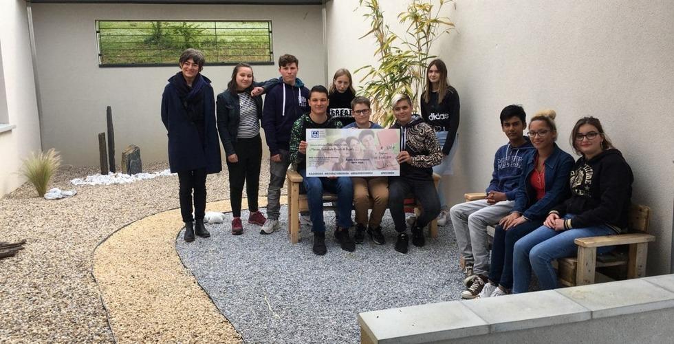 Vie scolaire - MFR Pujols dans le Lot-et-Garonne
