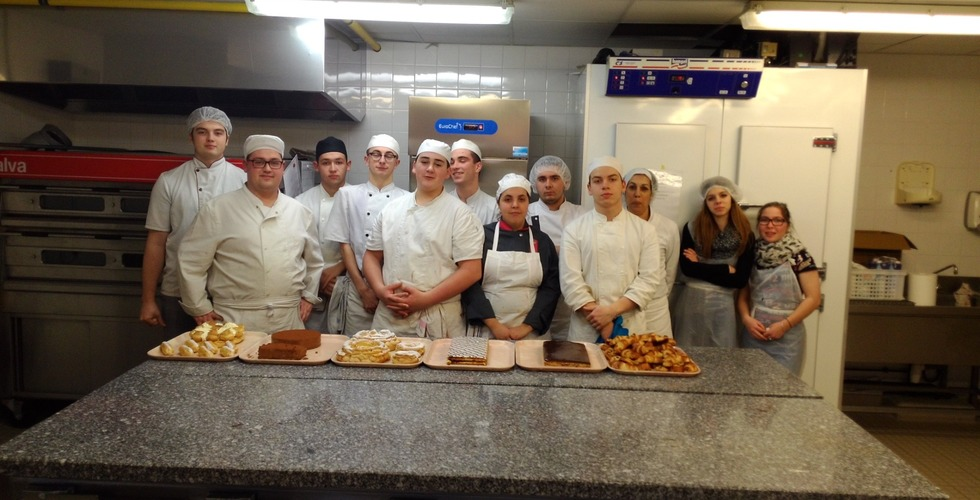 Formation de cuisinier en pratique -  MFR Pujols