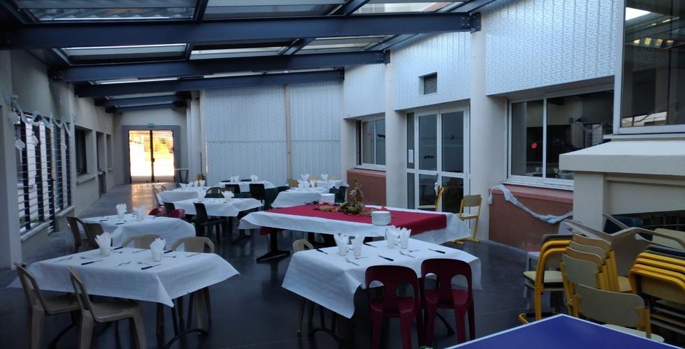 Restaurant d'application - MFR Pujols