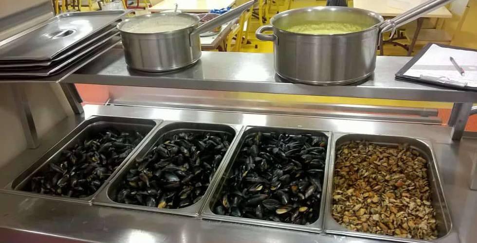 Service en restaurant d'application - MFR Pujols