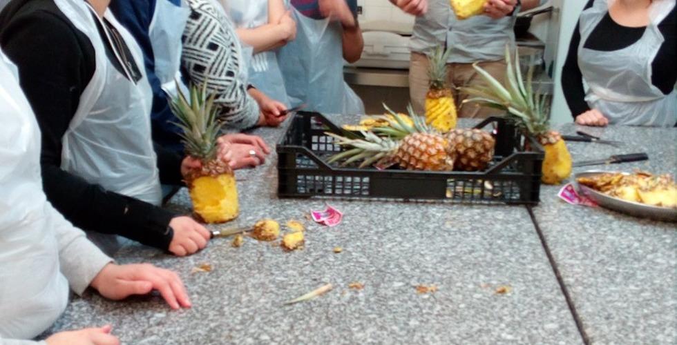 Formation en cuisine - MFR Pujols dans le Lot-et-Garonne
